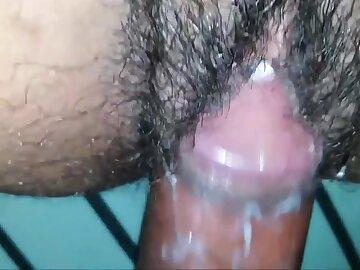 Daunting dilettante MILFs, POV porn clip