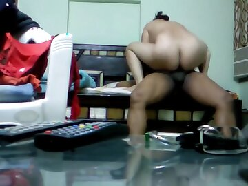 Indian Bhabhi about her berth Boss